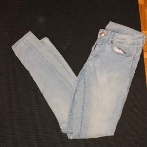 H&M skinny jeans size 4